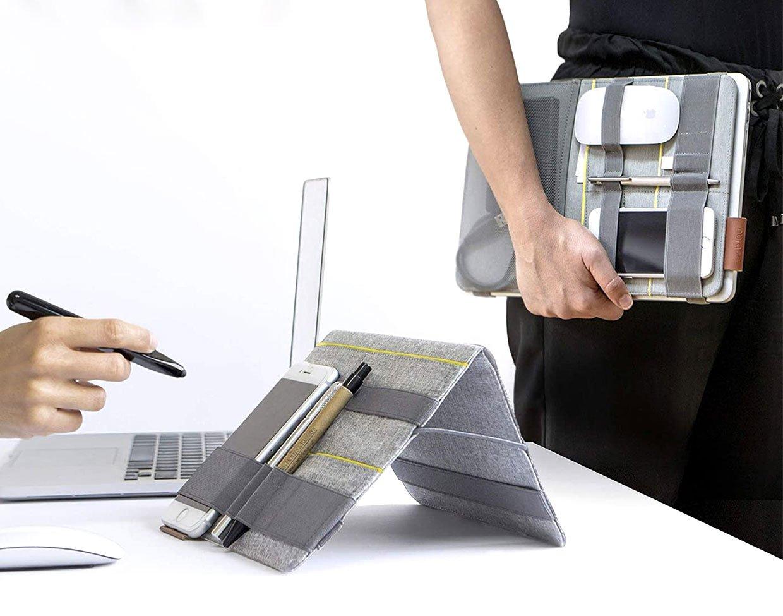 Beblau Fold Laptop Organizer