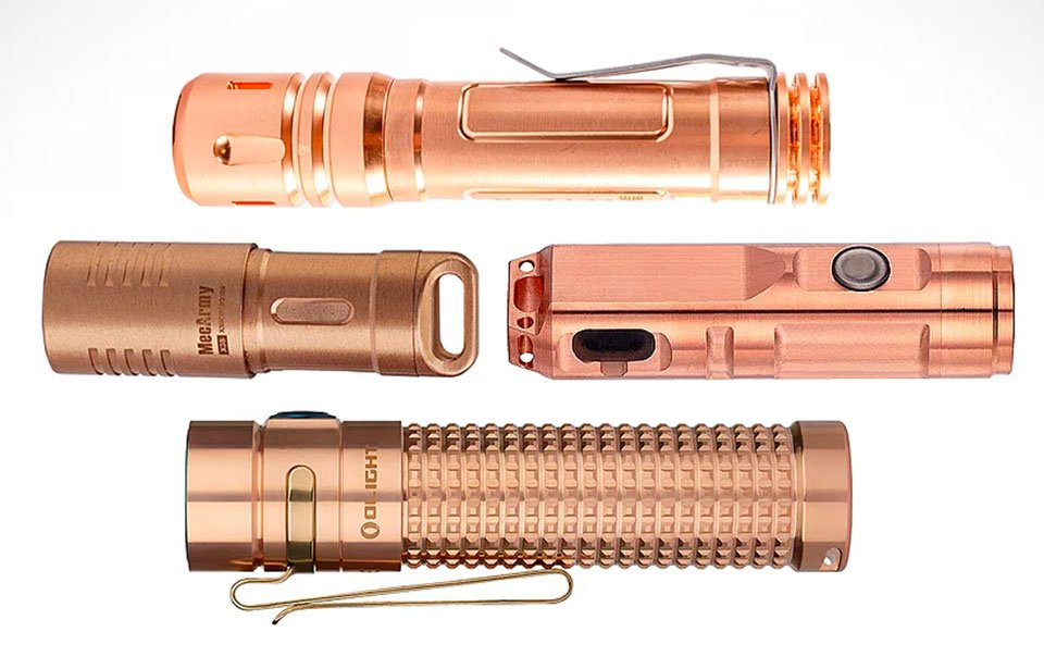 Best Copper Flashlights 2020