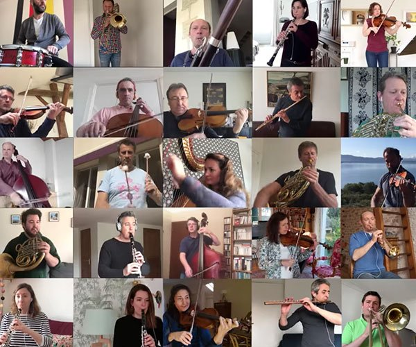 Boléro Home Orchestra