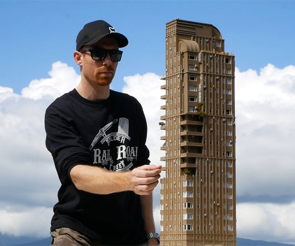 Building a Model High Rise
