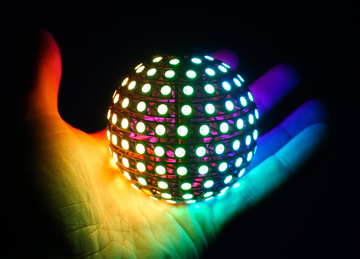 Making an LED Sphere
