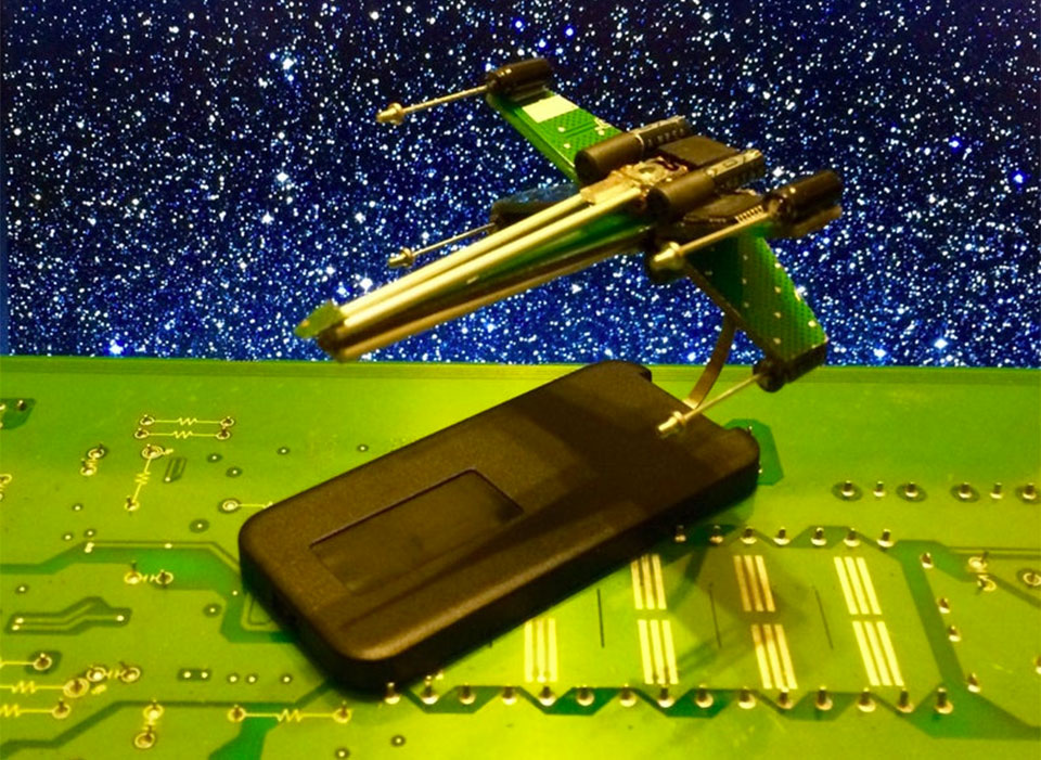 Circuit Board Spaceships