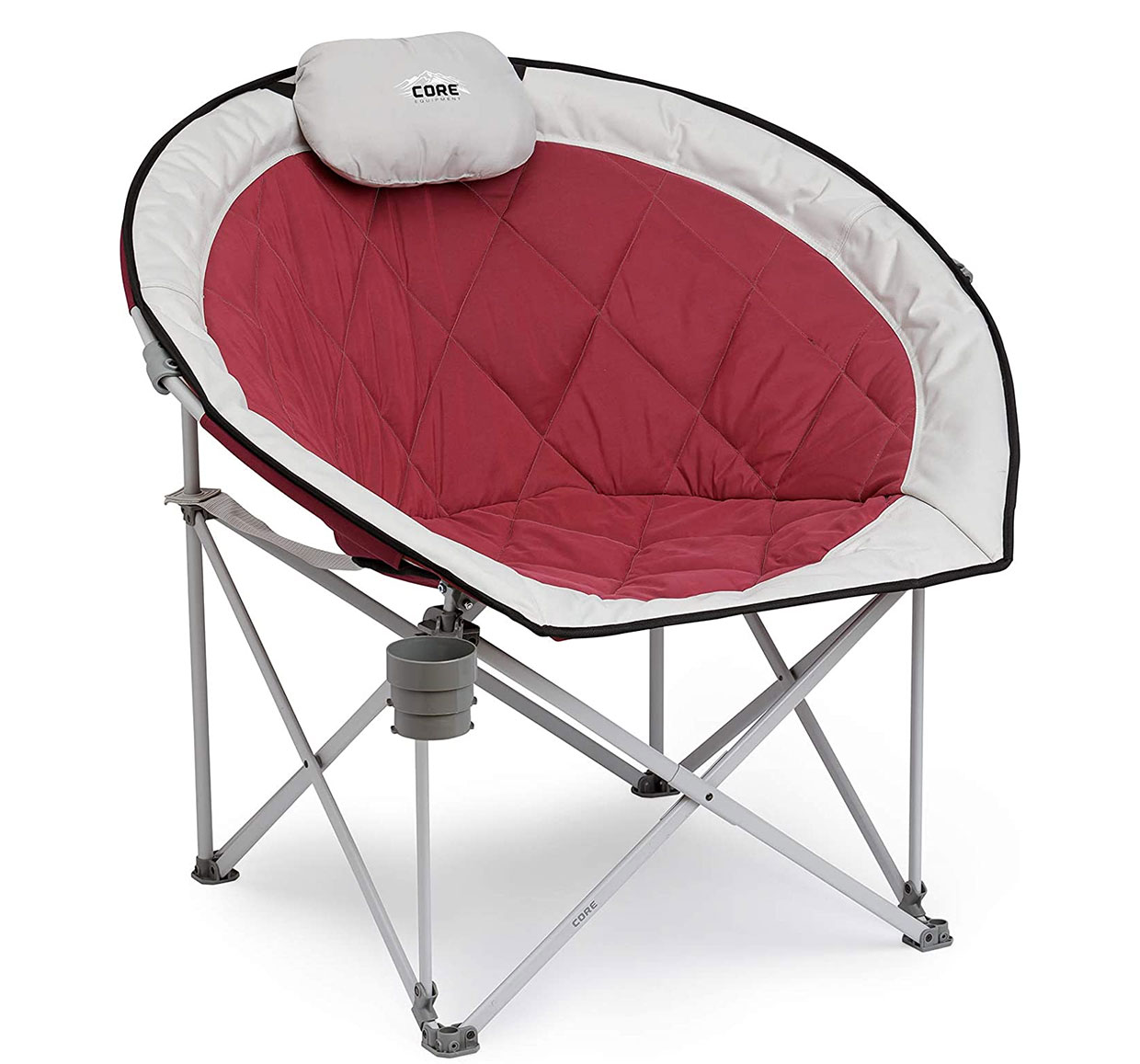 Core Padded Saucer Chair