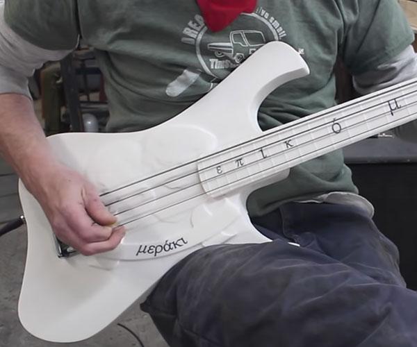 Corian Bass Guitar