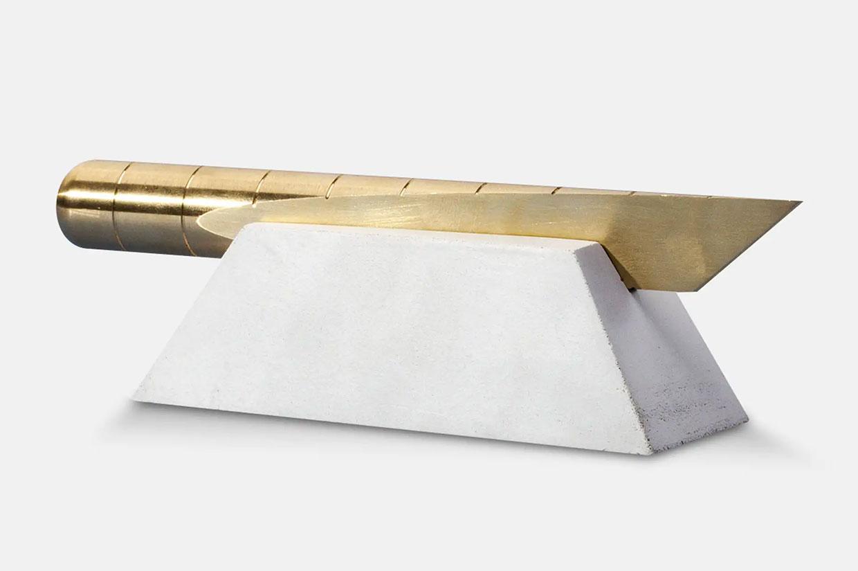 Craighill Brass Desk Knife