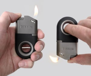 Dissim Invertible Lighter