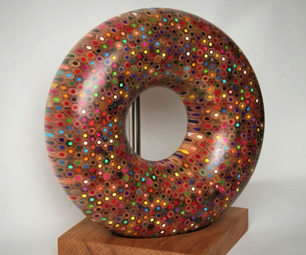Donut of Pencils