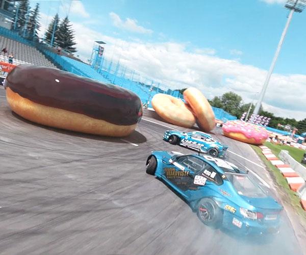 Drifting Donuts