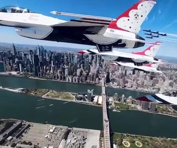East River Flyover