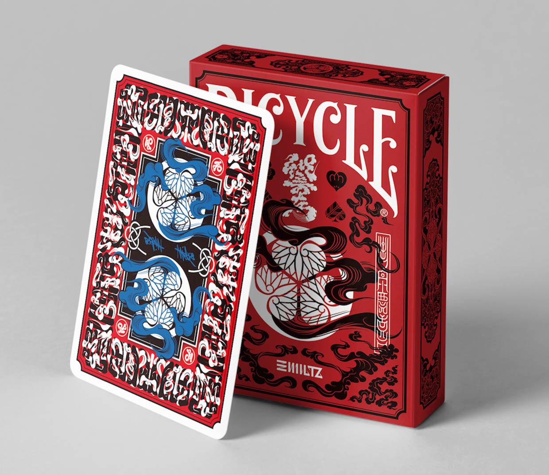 Edo Karuta Playing Cards
