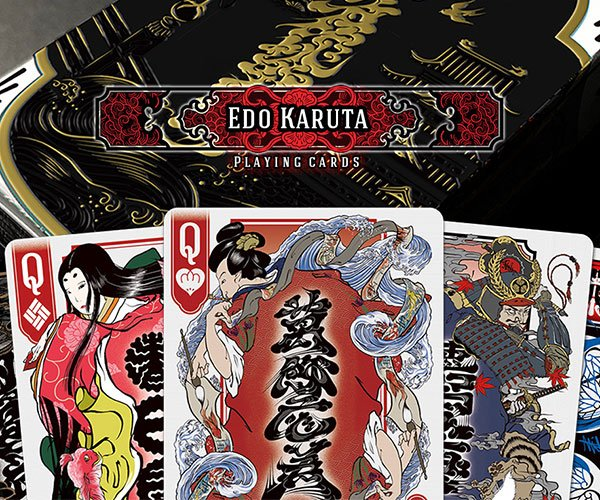 Edo Karuta Playing Cards