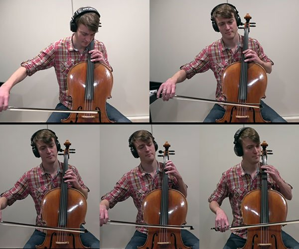 Radiohead on Cello