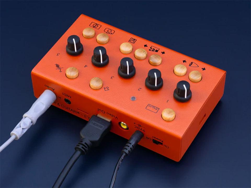 EYESY Video Synthesizer