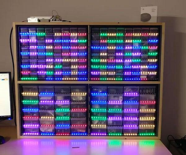 FindyBot 3000 Organizer