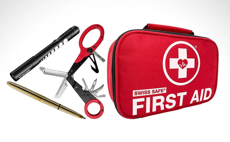 First Aid Kit Ideas