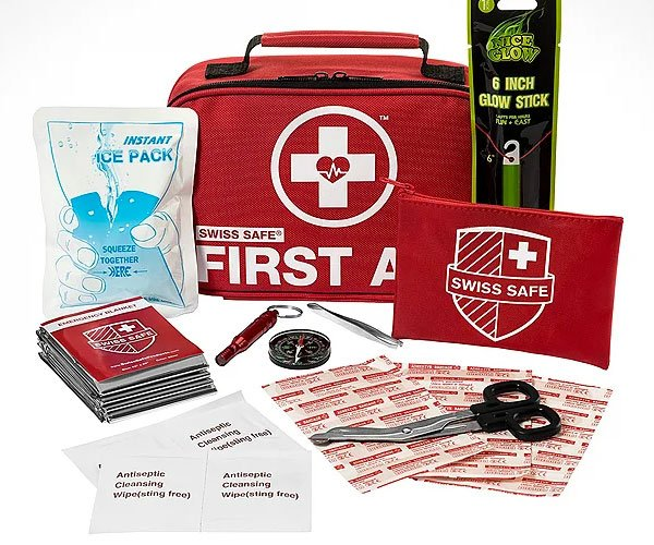 First Aid Kit Ideas