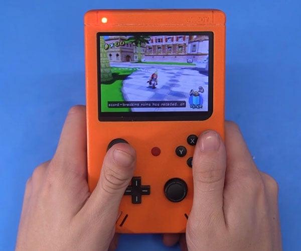 G-Boy Handheld Wii/GameCube Kit