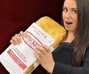 Making Giant Hot Pockets