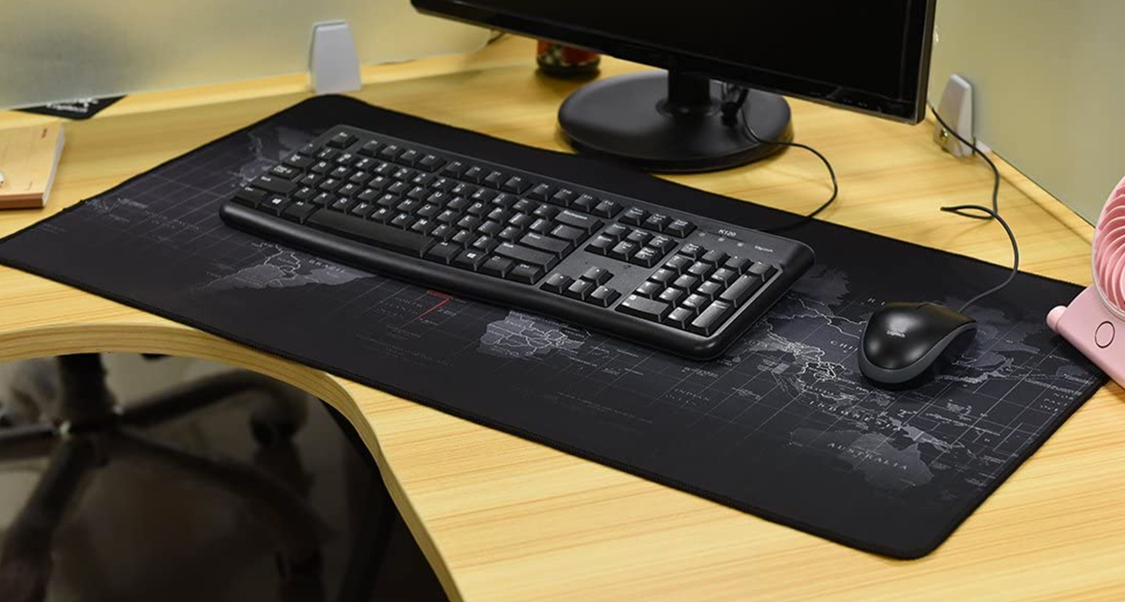 XXL Map Desk Mat