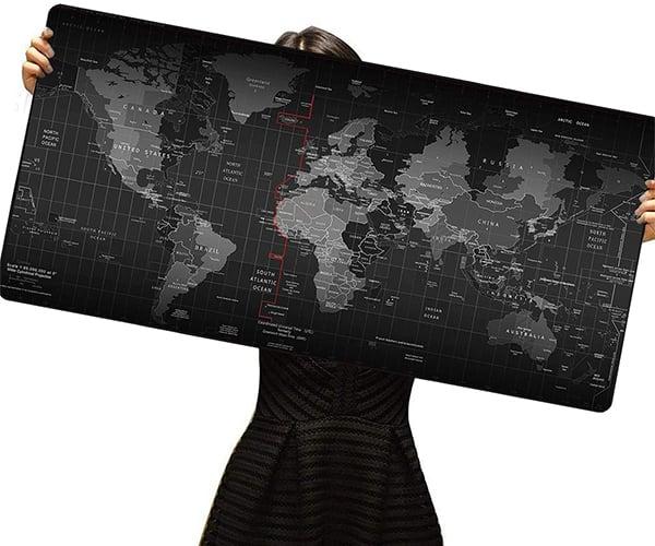 XXL Map Desk Mat