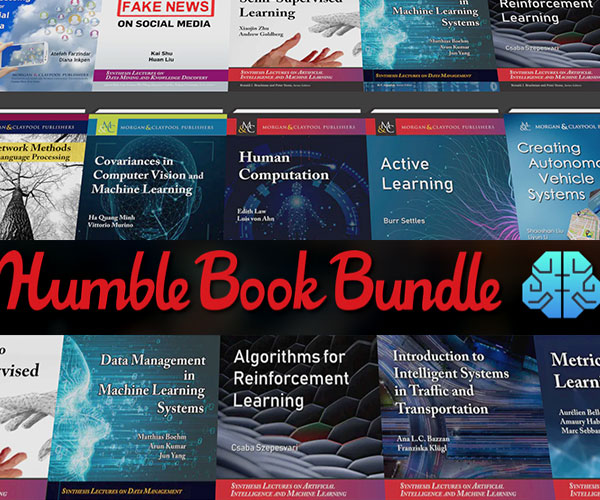 AI & Machine Learning Humble Bundle