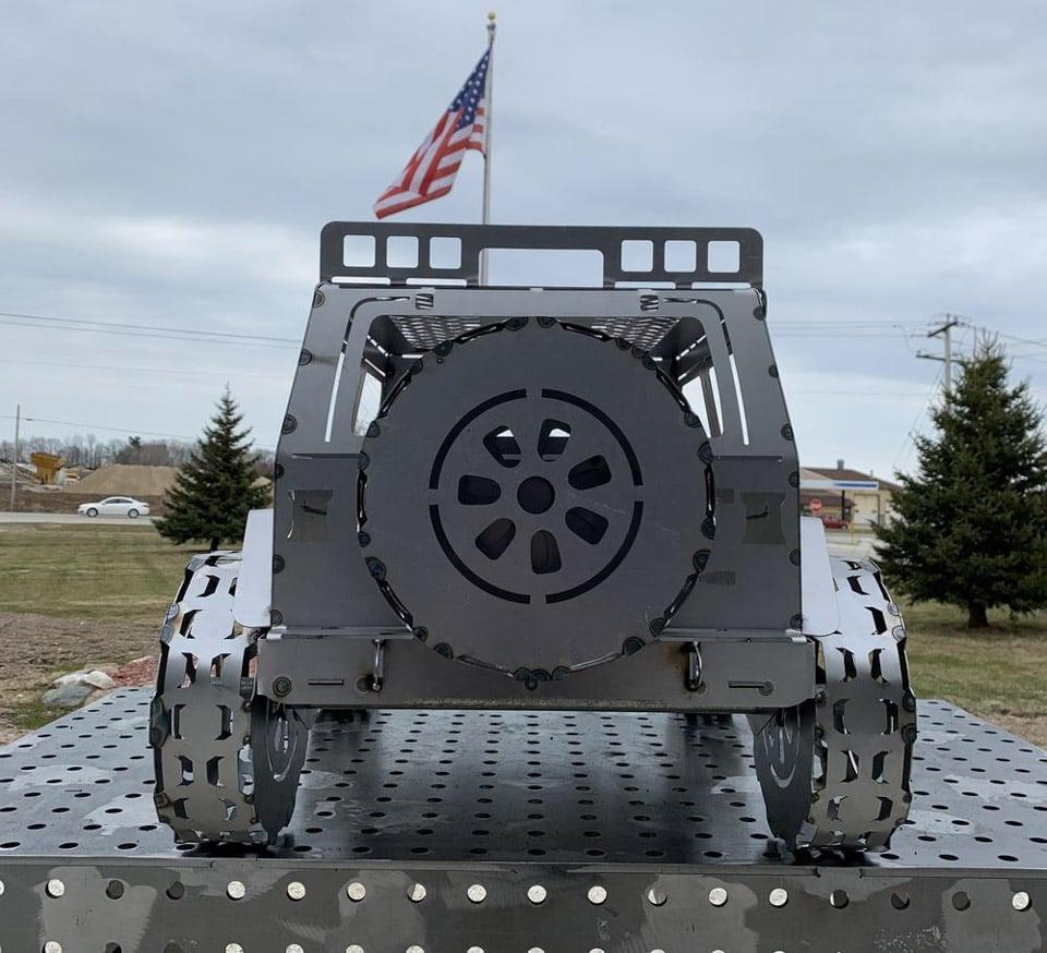 Jeep Fire Pits