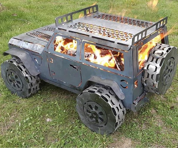 Jeep Fire Pits