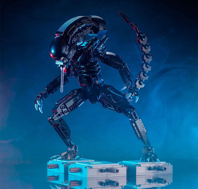 LEGO Alien Xenomorph Plans