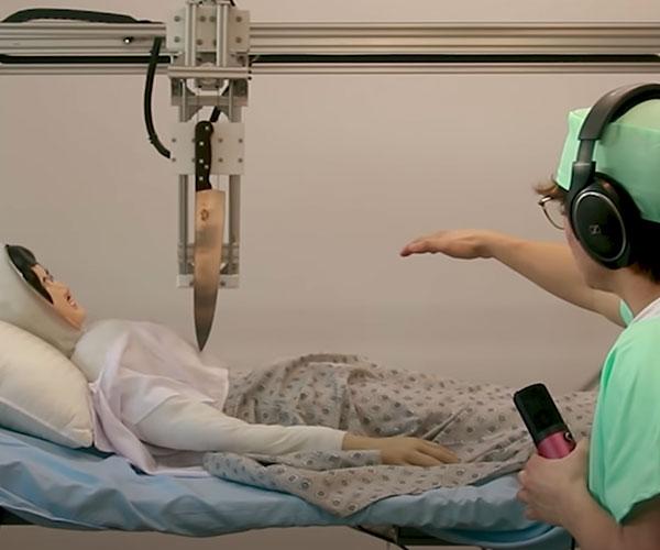 Low-budget Surgery Robot