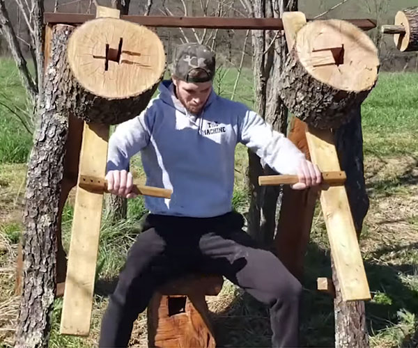 Lumber Jacked Gym