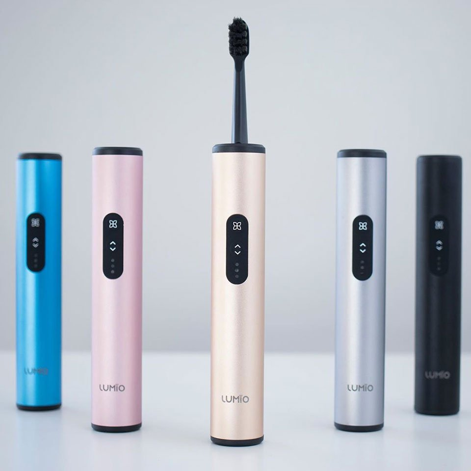 Lumio Self-Cleaning Toothbrush