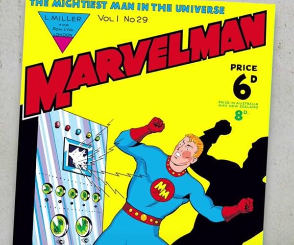 How Marvelman Changed Superheroes