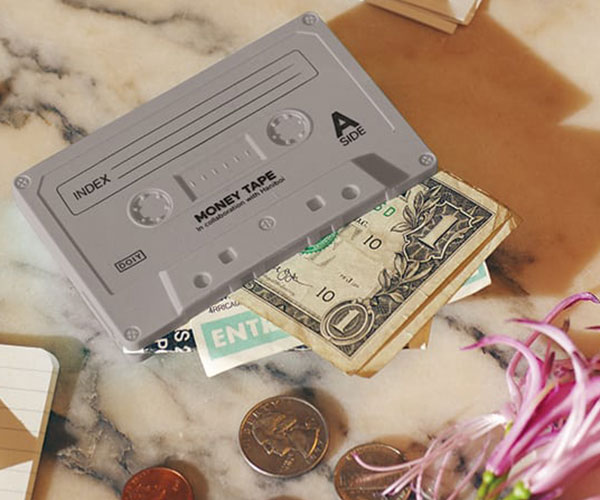 Money Tape Wallet
