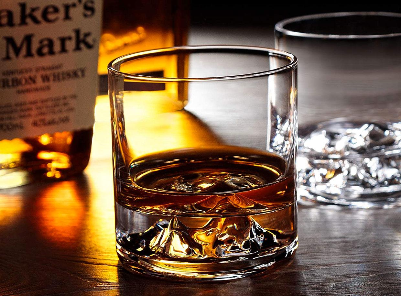 Everest Whiskey Glasses
