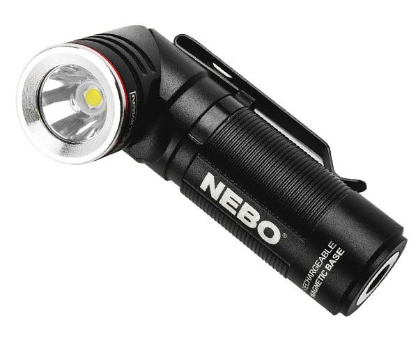 NEBO Swyvel Flashlight