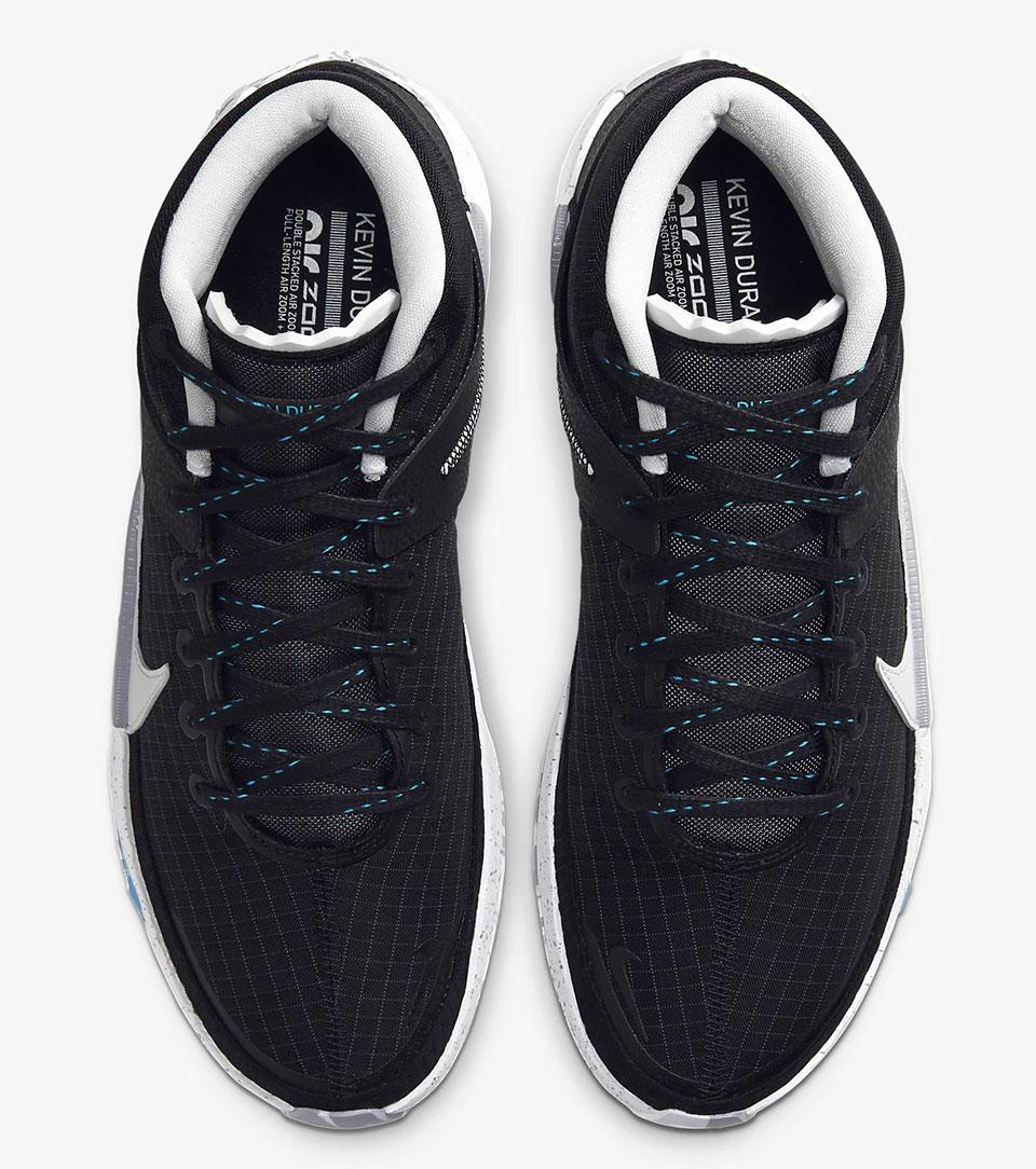 Nike KD13 Black/White