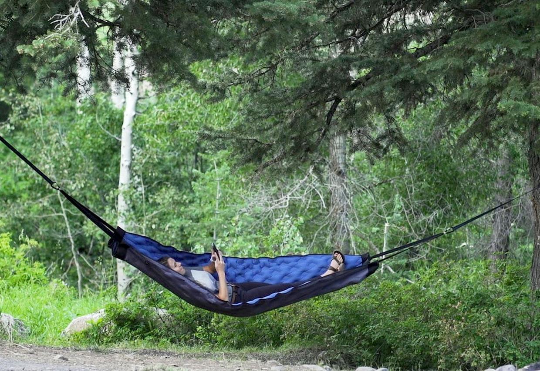 Pammock Sleeping Pad Hammock