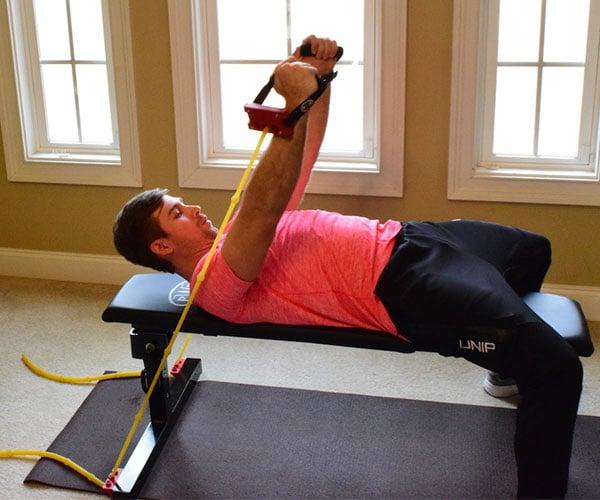 Pro Workout Bench