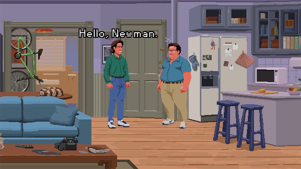 Seinfeld Game: The Unofficial Pitch