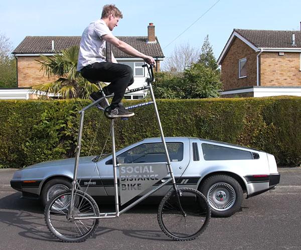 Social Distance Bike