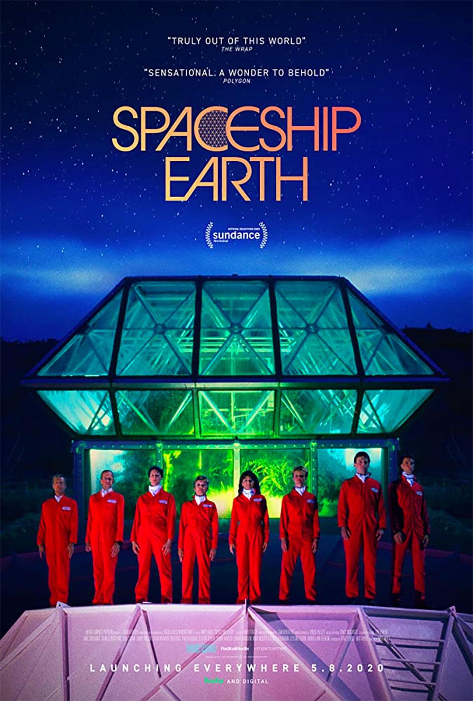 Spaceship Earth (Trailer)