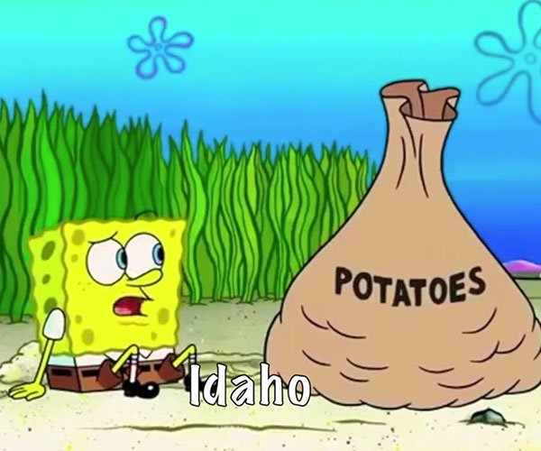 Spongebob's America