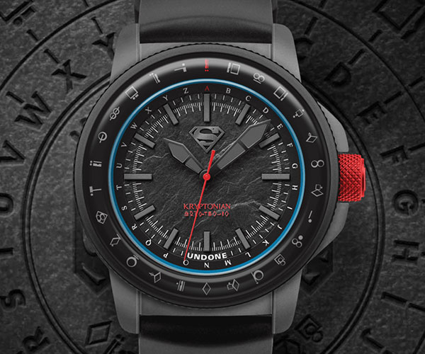 The Kryptonian Decoder Watch