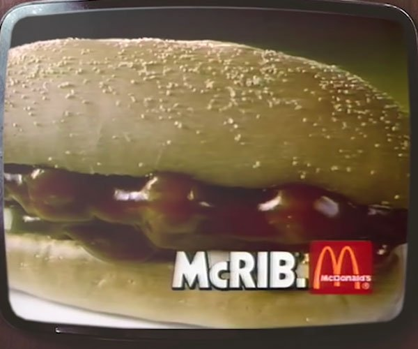 The History of the McRib