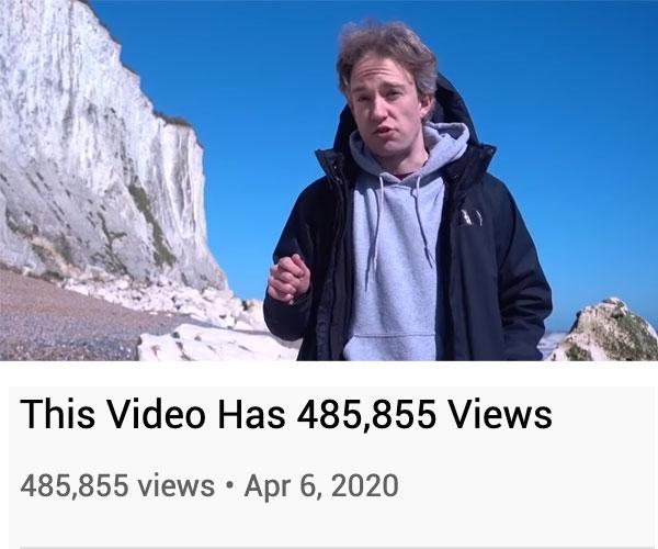 This Video Has X Views