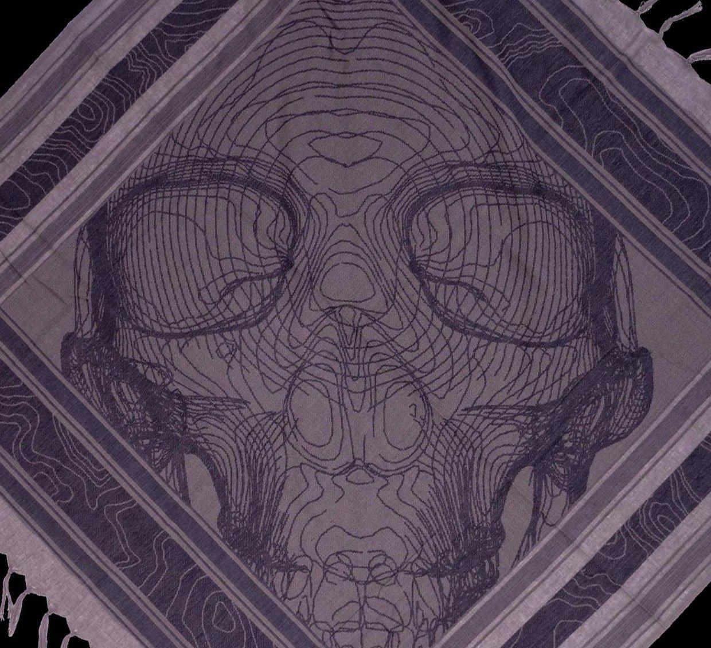 Topo Skull Shemagh