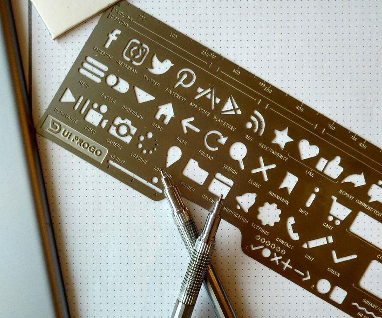 UI Progo Stencil