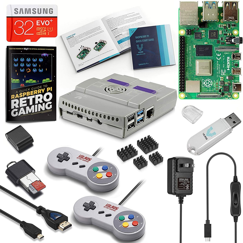 Raspberry Pi 4 Gaming Kit