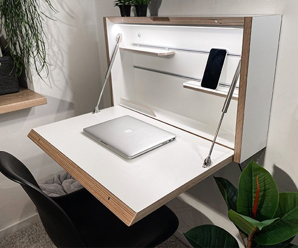 Wall-mount Folding Desk
