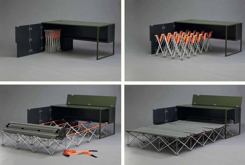 Work/Sleep Balance Desk